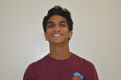 Anup Patel- Sports Editor