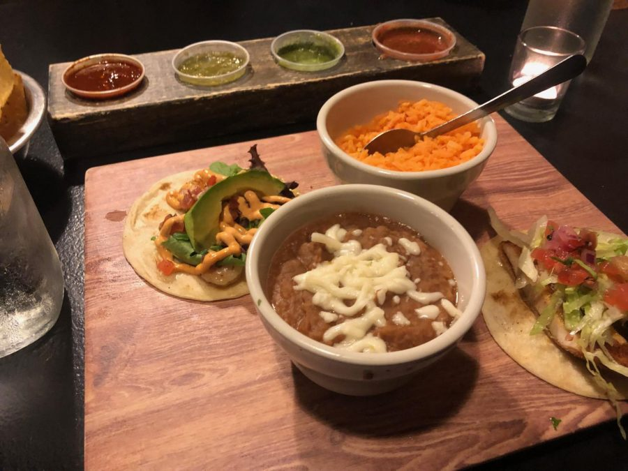 Kravings: The Pacer's Kamika Patel Finds Unexpected Discovery Mexican Eatery Bien Chido