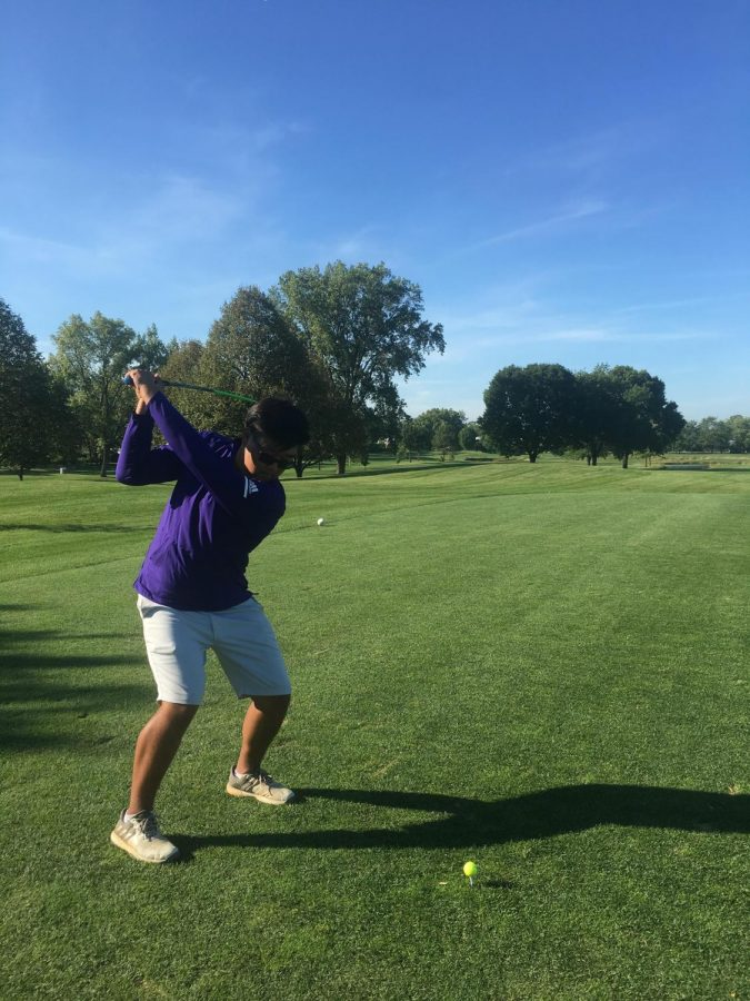 Boys Golf Team Led by Committed and Experienced Upperclassmen