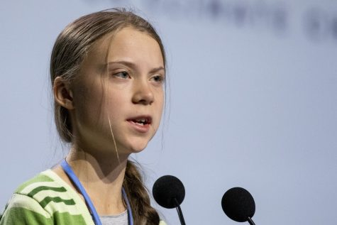 Young Activist For Climate Change Awareness, Greta Thunberg