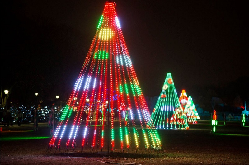 Best places to visit in the Chicagoland area during the Holidays