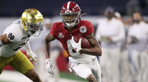 Devonta Smith Secures Heisman Trophy to Cap off Alabama's Historic Championship Season