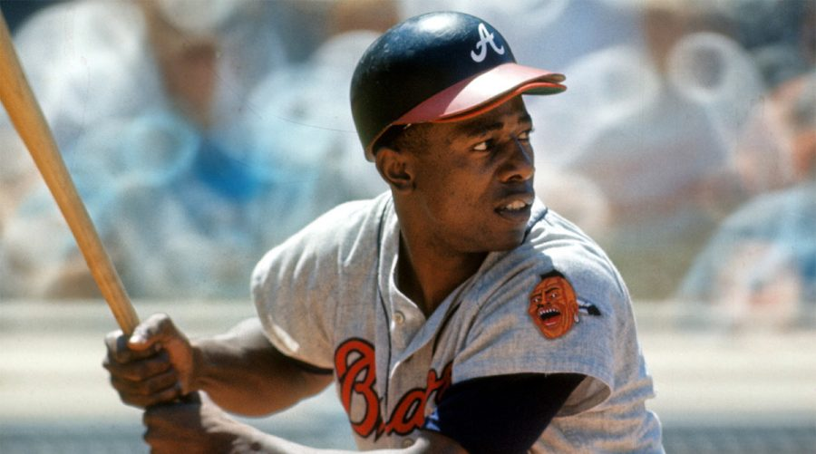 Black History Month: Hank Aaron