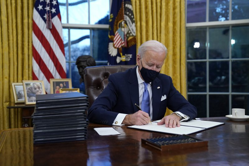 President Joe Biden's executive orders for dummies