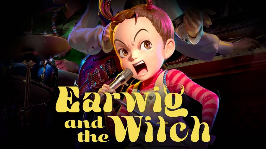 """""""Earwig and the Witch"""" a Studio Ghibli fan review"""
