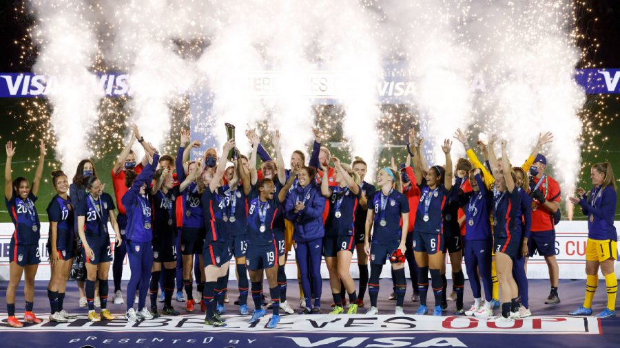 SheBelieves+Cup