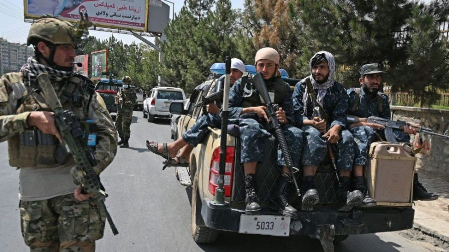 The+Taliban+in+Afghanistan